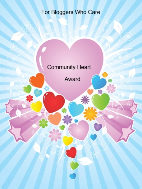 community-heart-award