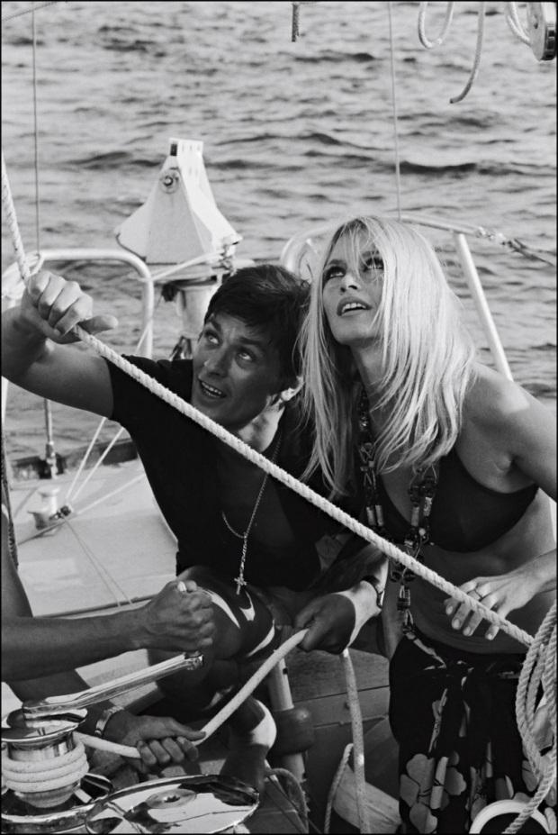 00/08/1968. ST.TROPEZ: BRIGITTE BARDOT