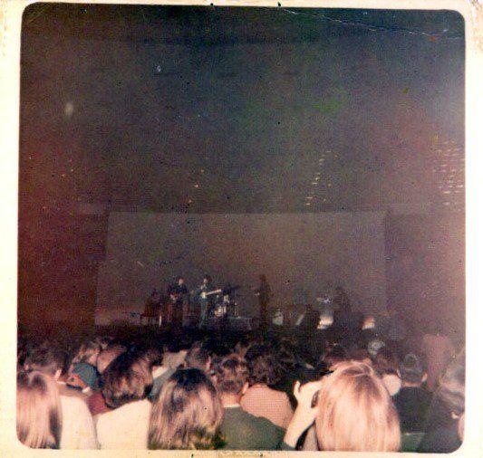 """Bob Dylan concert, Jacksonville Beach, Florida, March 5 1966 """